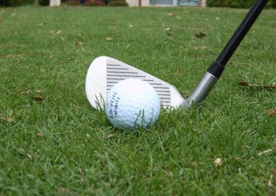 Golf spielen ohne Ende
