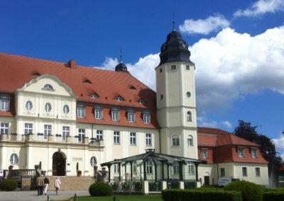 Schloss Blücher / Hotel